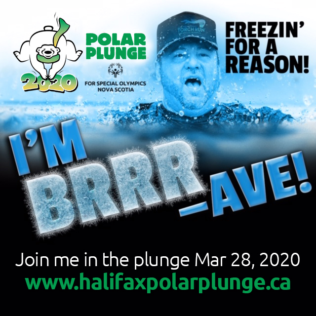 Are You BRRave Enough? #PolarPlunge