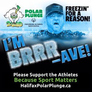 Halifax Polar Plunge